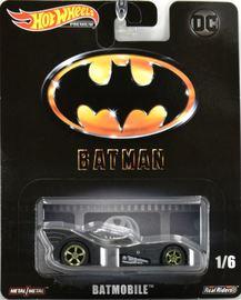 Batmobile | Model Cars | Hot Wheels DC Comics Batman Batmobile