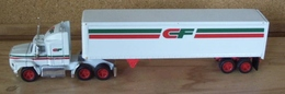 Ford Aeromax With Metal Trailer | Model Vehicle Sets