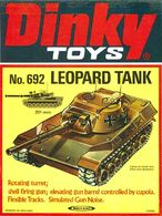 Dinky Toys Leopard Tank Poster | Posters & Prints