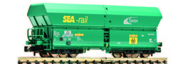 High Capacity Self Unloading Hopper Wagon Type Falns 'SEA-Rail', SNCB/Xpedys | Model Trains (Rolling Stock)