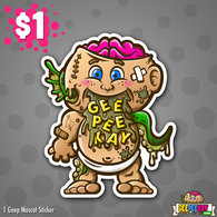 Geep mascot sticker decals and stickers c79a8236 14e1 4572 a1c2 6ec56771fbda medium