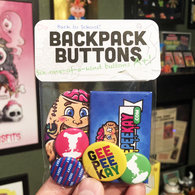 GeePeeKay Button Set | Whatever Else