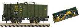 Open Livestock Wagon, K.Bay.Sts.B. | Model Trains (Rolling Stock)
