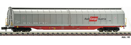 High Capacity Sliding Wall Wagon Type Habbiins, ÖBB (RCA) | Model Trains (Rolling Stock)