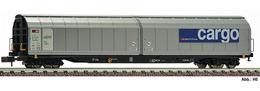 High Capacity Sliding Wall Wagon, SBB (Cargo) | Model Trains (Rolling Stock)