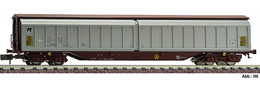 High Capacity Sliding Wall Wagon, FS | Model Trains (Rolling Stock)