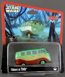 Fillmore As Yoda | Model Cars