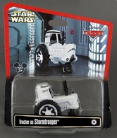 Tractor As Stormtrooper | Model Cars