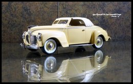 1941 Plymouth DeLuxe Convertible Coupe  | Model Cars | photo: JCarnutz