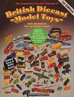 British Diecast Model Toys | Books