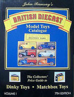 British Diecast Model Toys Catalogue | Books