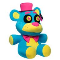 Blacklight Freddy (24-Inch) (Blue) | Plush Toys