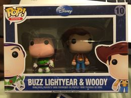 Buzz Lightyear & Woody | Vinyl Art Toys