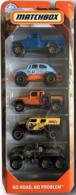 No Road, No Problem | Model Vehicle Sets