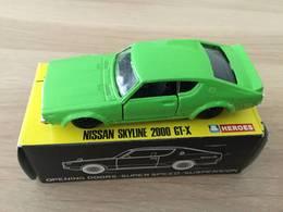 Nissan Skyline 2000GT-X | Model Cars