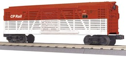 O Gauge Rail King Canadian Pacific Stock Car 278522 | Model Trains (Rolling Stock)
