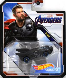 Thor | Model Cars | 2019 Hot Wheels Marvel Comics Character Cars Avengers Thor