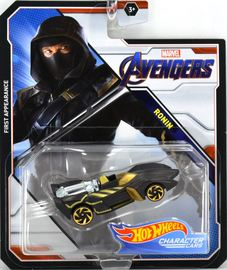 Ronin | Model Cars | 2019 Hot Wheels Marvel Comics Character Cars Avengers Ronin