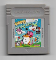 Kirby's Dream Land 2 Gameboy Cartridge | Video Games | Kirby's Dream Land 2 Gameboy Cartridge
