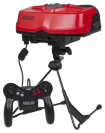 Virtual Boy | Video Game Consoles
