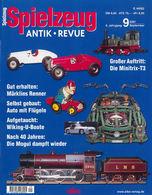 Spielzeug antik revue 09%252f2001 magazines and periodicals c2312c6e 413d 461f abea c0ce1bf04095 medium
