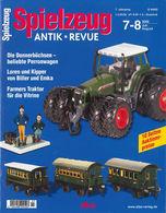 Spielzeug Antik Revue 07-08/2002 | Magazines & Periodicals