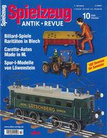 Spielzeug Antik Revue 10/2002 | Magazines & Periodicals