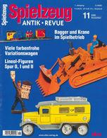 Spielzeug Antik Revue 11/2002 | Magazines & Periodicals
