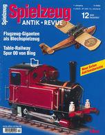Spielzeug Antik Revue 12/2002 | Magazines & Periodicals