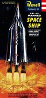XSL-01 Space Ship | Model Spacecraft Kits