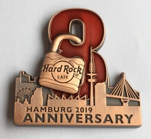 8th Anniversary Rock Shop - Prototype | Pins & Badges