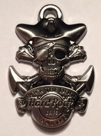 Rock The Dock 2019 Skull - Silver | Pins & Badges