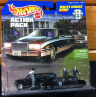 White House 2000 - Action Pack | Model Vehicle Sets
