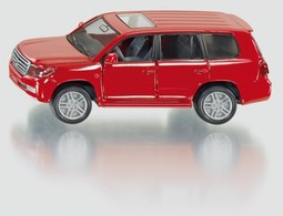 Toyota Land Cruiser  | Model Cars