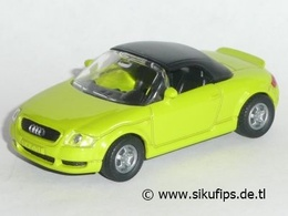 Audi TT Roadster 1.8 T Quattro 8N | Model Cars