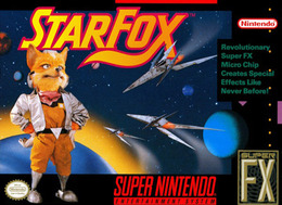 Star Fox | Video Games