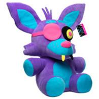 Foxy (Purple Blacklight) (24-Inch) | Plush Toys
