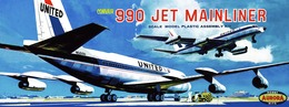 United Air Lines Convair CV-990 Coronado | Model Aircraft Kits