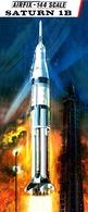 Saturn lB | Model Spacecraft Kits