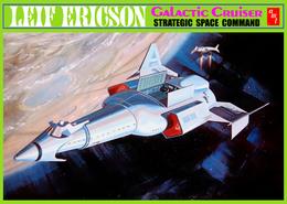 Leif Ericson Galactic Cruiser | Model Spacecraft Kits