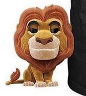 Mufasa %2528flocked%2529 vinyl art toys 7ed43413 6a5a 477a 9ea2 55902be83436 medium