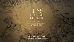 Toys That Time Forgot Volume 1 | Books