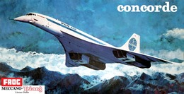 Pan Am Aérospatiale/BAC Concorde | Model Aircraft Kits