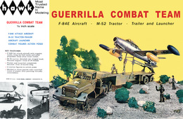 Guerrilla Combat Team | Model Aircraft Kits