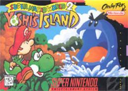 Super Mario World 2: Yoshi's Island | Video Games