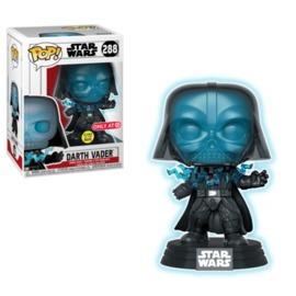 Darth Vader (Electrocuted) (Glow in the Dark)   Vinyl Art Toys
