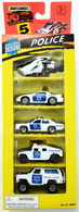 Police | Model Vehicle Sets