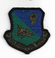 27th Fighter Wing USAF Patch | Uniform Patches | 27th Fighter Wing USAF Patch