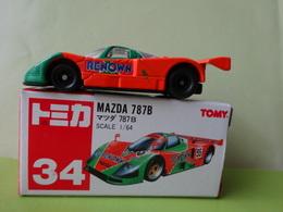 Mazda 787B | Model Racing Cars