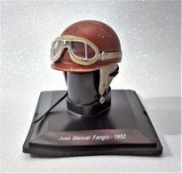 Juan Manuel Fangio 1952 | Miniature Sports Equipment
